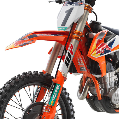 KTM 450 SX-F FACTORY EDITION 2021 sosspensioni