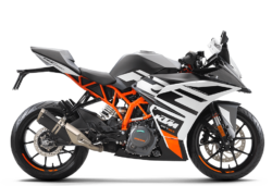 Moto KTM SUPERSPORT a Torino