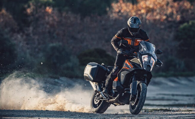 KTM Adventure Roadshow 2021