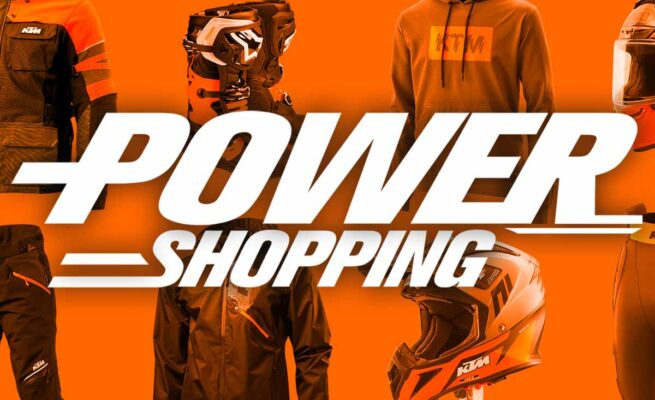 KTM Power Shopping 2021 a Torino